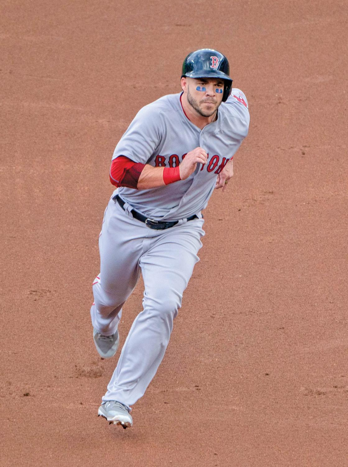 Steve Pearce earned World Series MVP after stellar offensive performance.