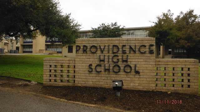Providence+Catholic+School+was+founded+in+1951.