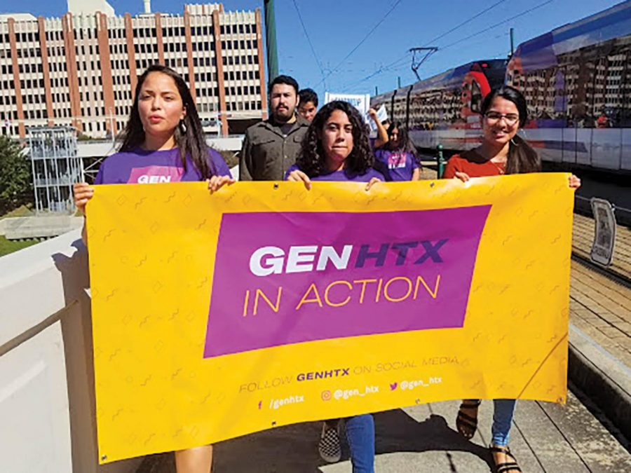 #GenHTX works to promote voter turnout and civic participation among young people in the Houston area