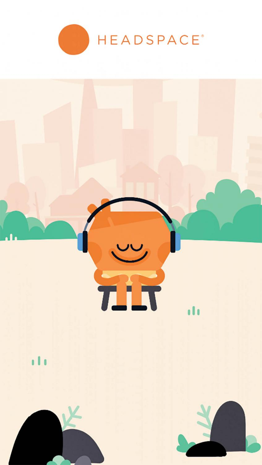 'Headspace' launched in 2010.