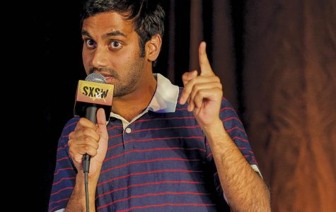 Aziz Ansari in Austin: don't forgive if he's willing to forget