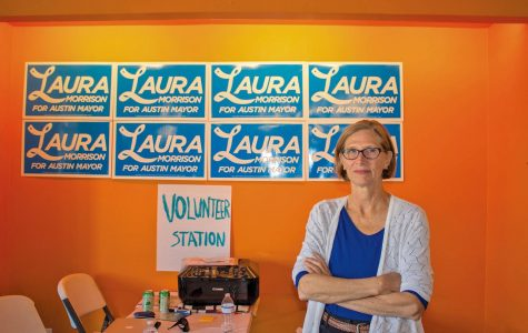 An interview with Laura Morrison, candidate for mayor of Austin