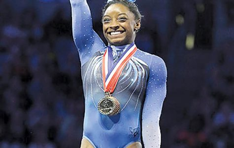 Simone Biles' new record goes further than gold medals