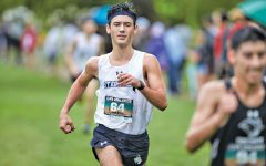 Cross Country senior earns distinguished conference recognition