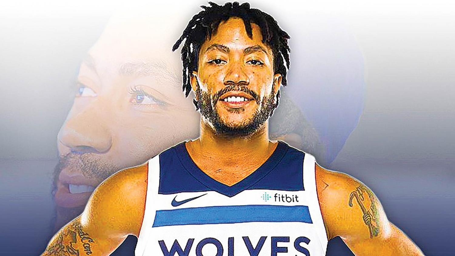 Derrick Rose recently beat his career-high with 50 points.