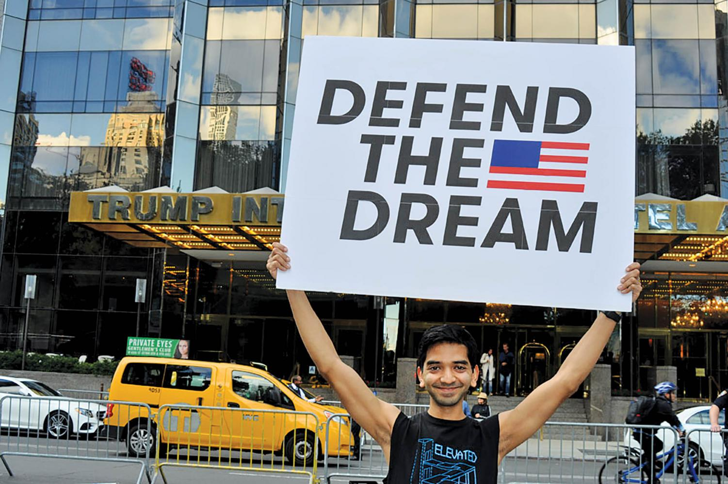 DACA has been attempted to be phased out since 2017, but efforts to do so have been put on hold.