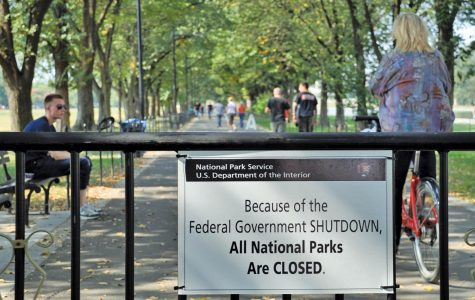 The shutdown started on December 22 and ended on January 25.