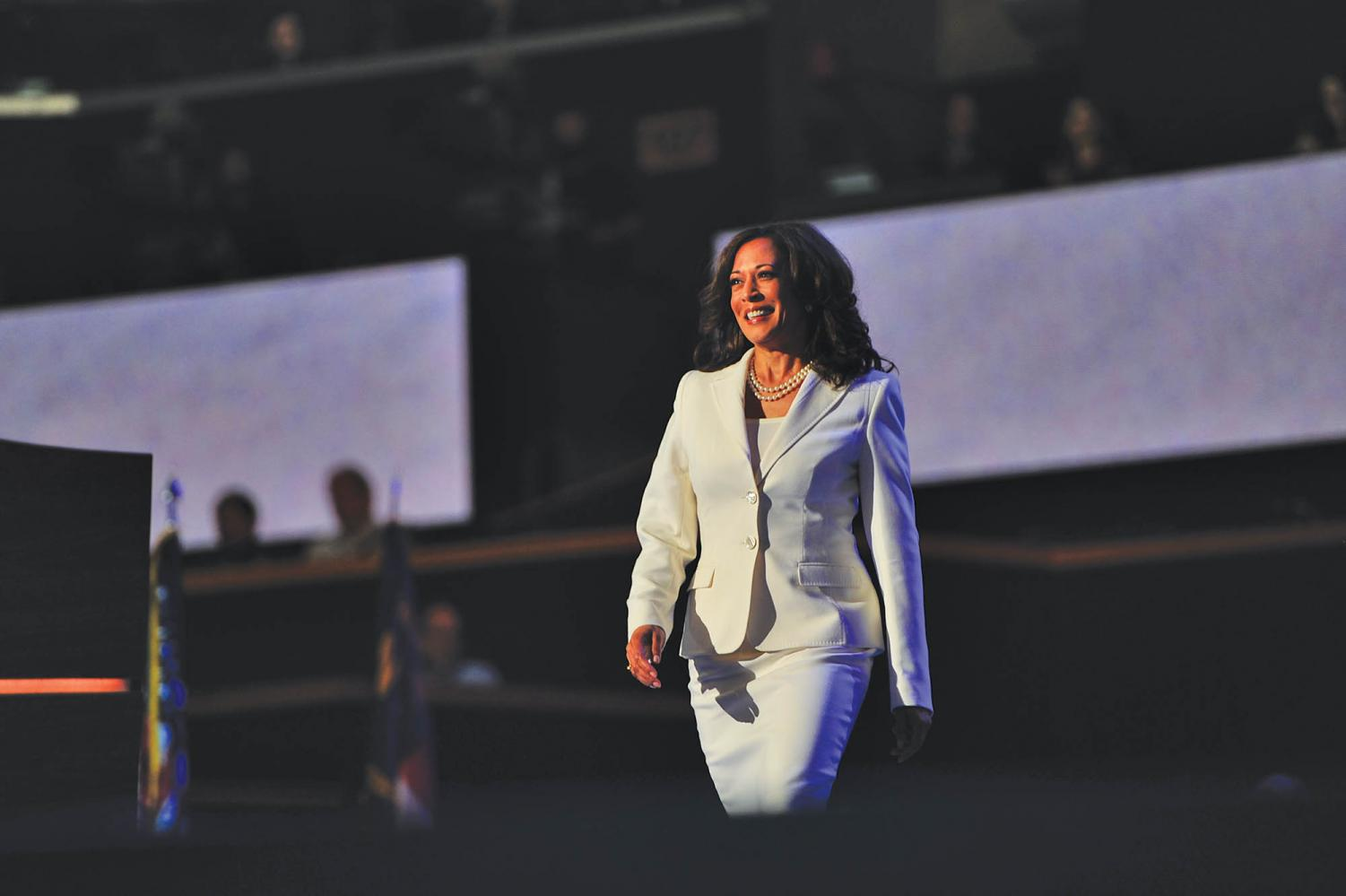 Harris announced her campaign as a presidential candidate on Jan. 27.