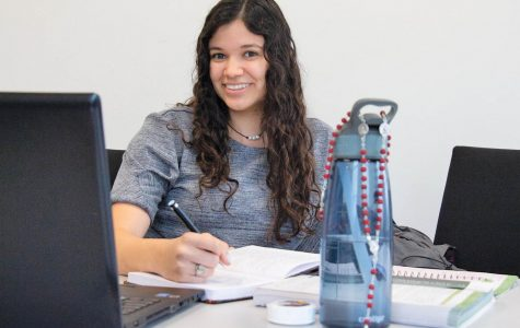 Experiences on the Hilltop encourage student to accept Latina identity, religious faith