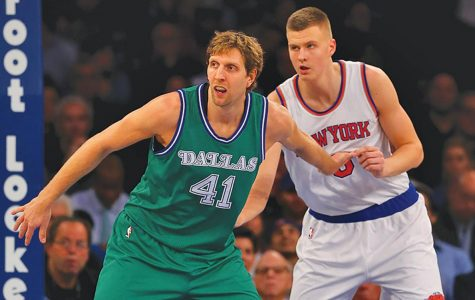 Maverick's legend Dirk Nowitzki will serve as a mentor for newly acquired Kristaps Porzingis.