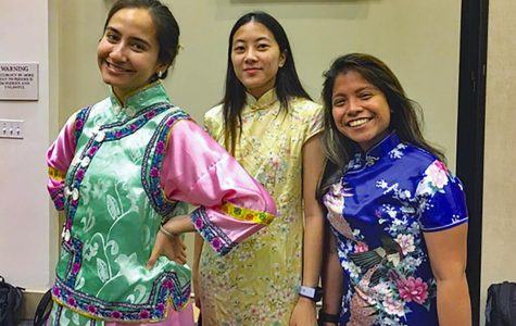 Students ring in Lunar New Year with colorful celebration, performances