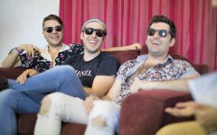 Miami-based band turns up heat with energized, intoxicating show