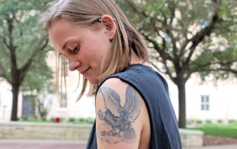 SEU student uses body as canvas for detailed, animal themed tattoos