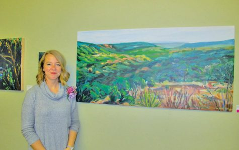 Artists-in-residency ends term at Wild Basin, presents visual study of Austin