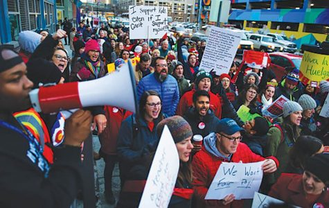 Denver's teachers strike for fair wages, government should listen