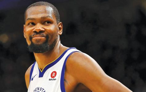 Kevin Durant feels like the media purposefully twists his words to make a story out of it.