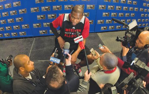 Kevin Durant is right for criticizing the media's excessive questions about free-agency