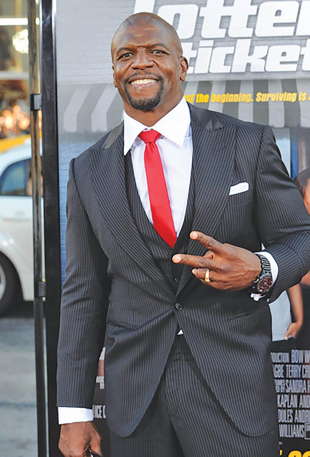 Crews apologized on Twitter after having a conversation with cast member Stephanie Beatriz on March 5.