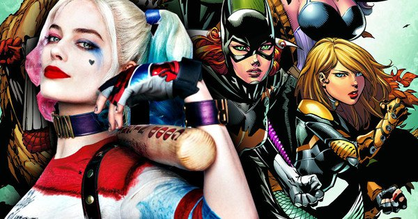 'Birds of Prey,' starring Margot Robbie as Harley Quinn, will be released early next year.