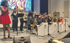 St. Edward's students showcase jazz talents at Spring Music Festival