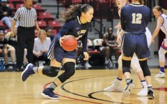 Two women's basketball players earn All-Heartland conference team selections