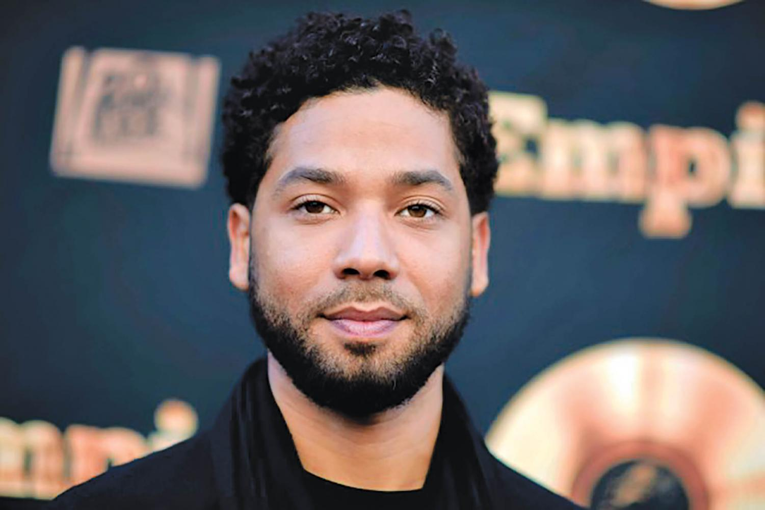 Smollet apologized to the 'Empire' cast for any embarrassment but insisted that he is innocent on Feb. 21.