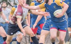 SEU rugby club advances to regional round in program's 50th year