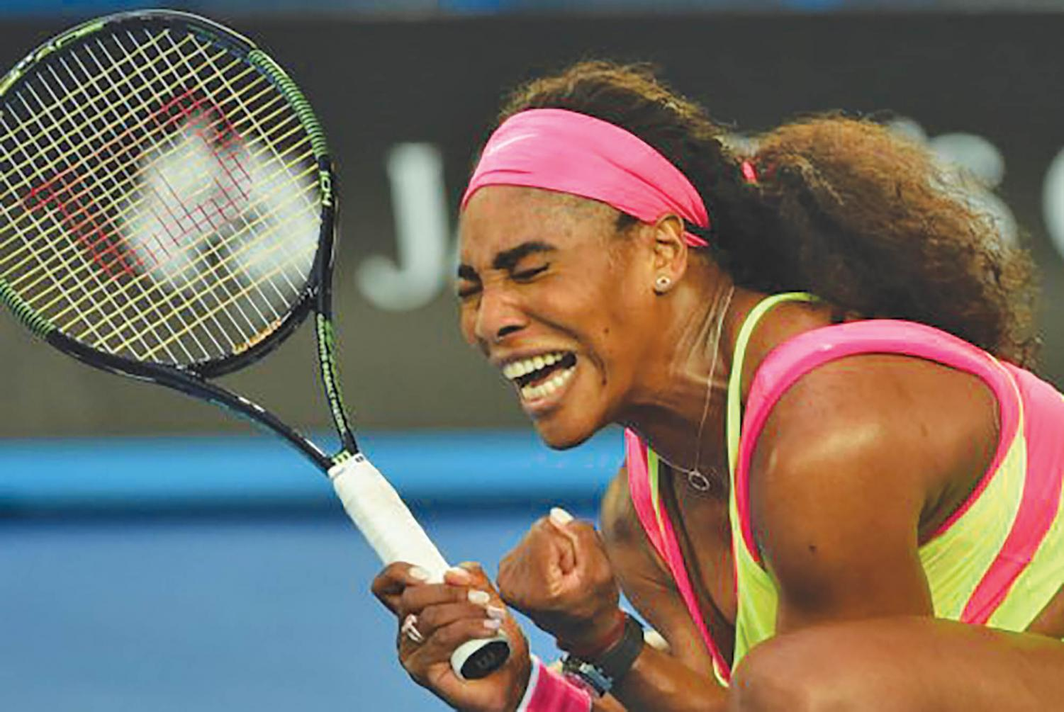 Serena Williams is one of the most impactful female athletes.