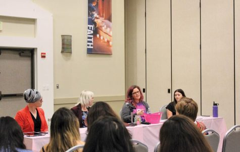 Let's Talk About Sex: Revived panel discusses love, healthy relationships