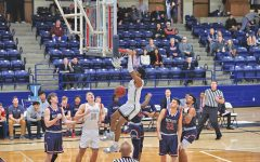 Men's basketball earns several individual recognitions as their historic season comes to an end in Regional Final