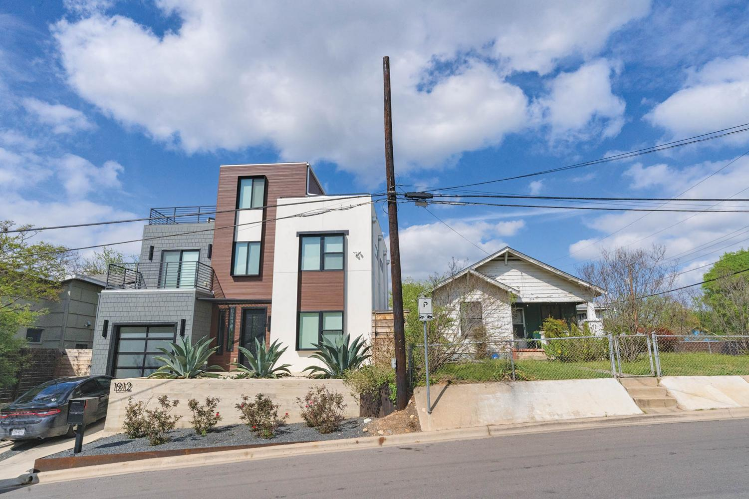 In Austin, there are 16 neighborhoods that are actively gentrifying and 23 others that are at risk. East Austin is considered to be the most impacted by gentrification.