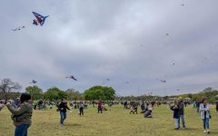 Annual kite festival fills Zilker Park with color, brings community together