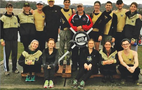 The 2015 rowing crew in Chattanooga, TN after their largest regatta in club histroy. Since then, the team has gone through several member changes, but the tradition and bond still remains.