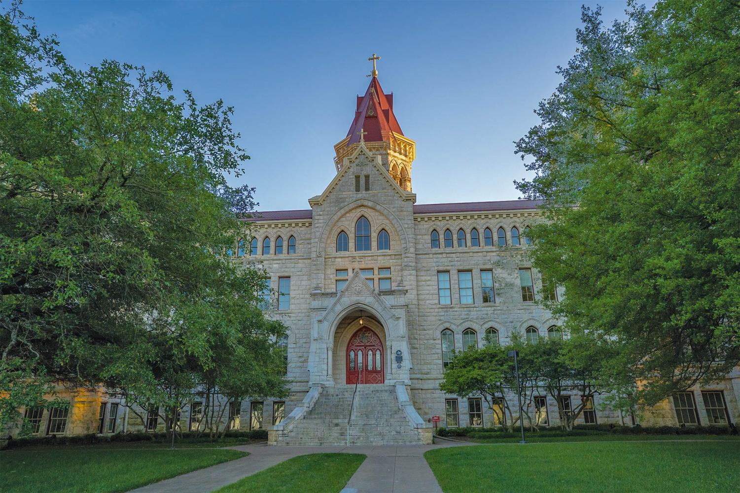 St. Edward's was featured in a thorough report conducted by the AAUP in October 2018.