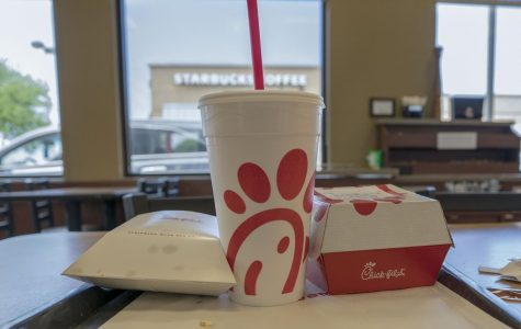 Food is served vegan, gluten-free and, when it comes to Chick-fil-A, homophobic