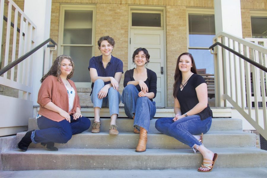 Four SEU students accepted into prestigious, competitive Oxford publishing program