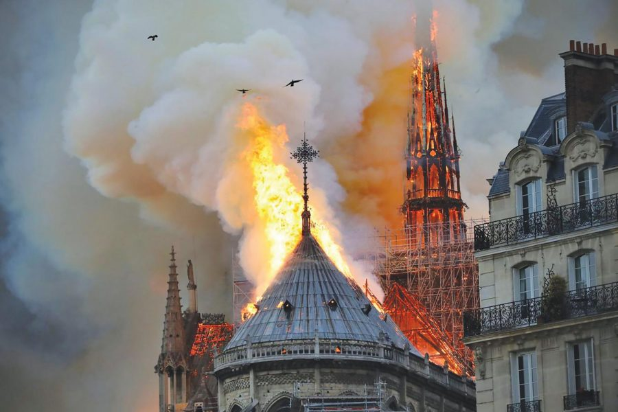 Donations sent for Notre Dame reparations valid despite social media backlash