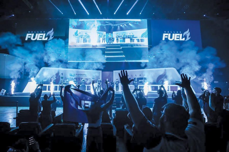 Esports+is+quickly+becoming+one+of+the+most+popular+competitive+events+on+all+platforms.