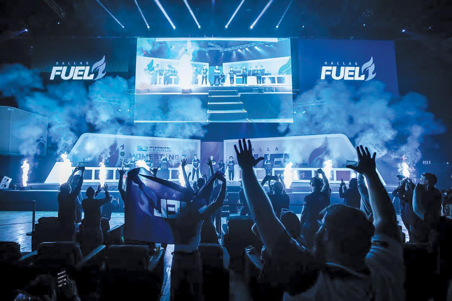 Esports is quickly becoming one of the most popular competitive events on all platforms.