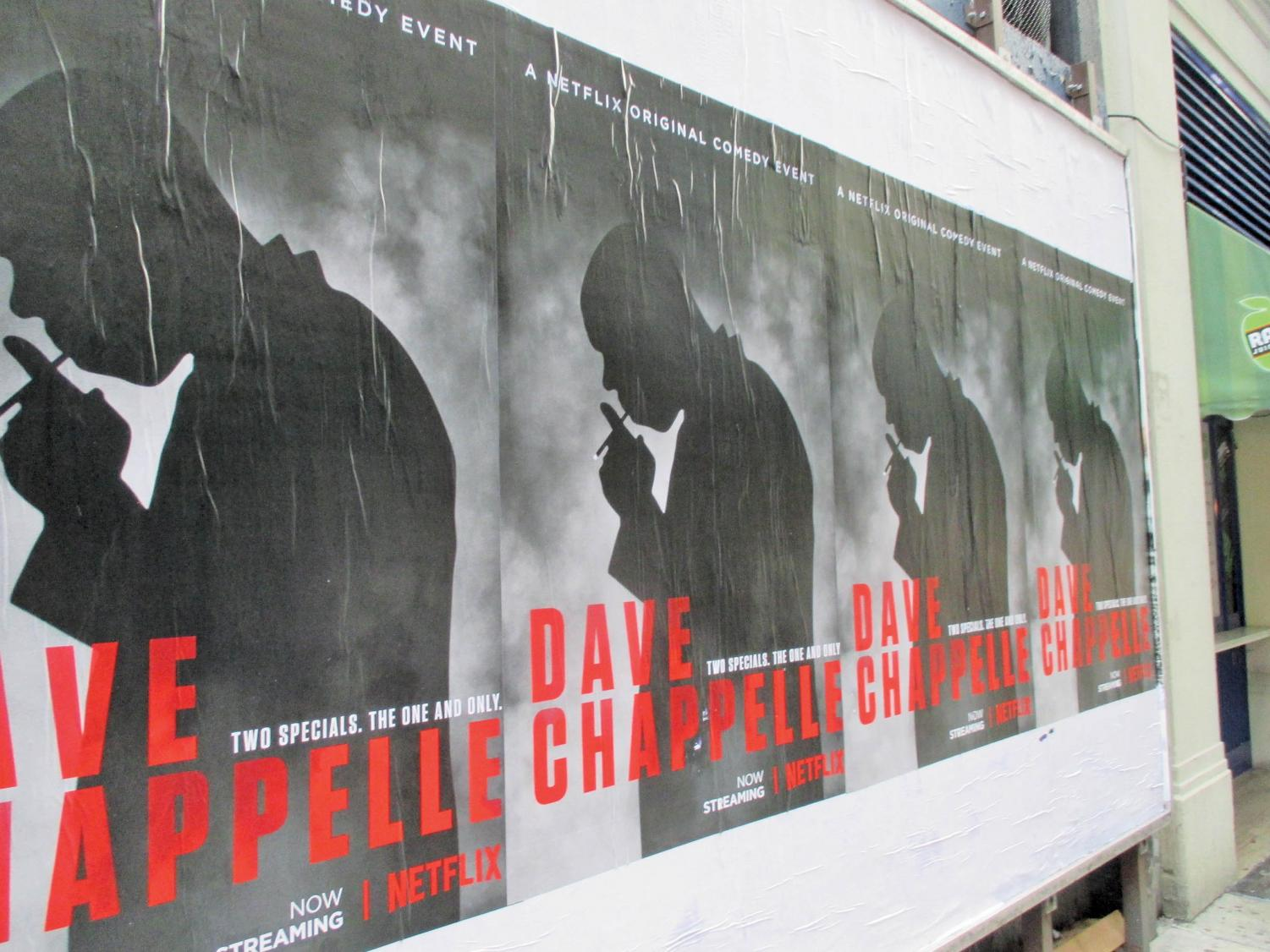 """Despite controversy surrounding Dave Chappelle,""""Sticks and Stones"""" received an audience rating of 99% on Rotten Tomatoes."""
