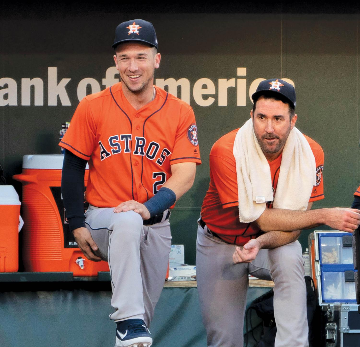 With his consistent pitching, Justin Verlander and the Houston Astros are preparing to make a deep playoff run.