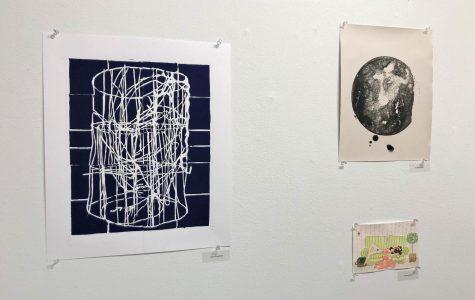 Austin art aficionados curate local artists in new on-campus exhibition