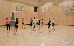 SEU's dance team is preparing for another year of spirit, synchronization