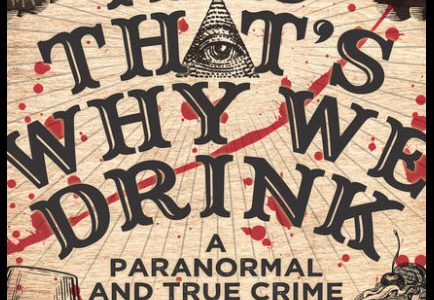Los Angeles-based podcast melds horror and comedy over drinks