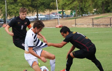SEU men's soccer struggles to find rhythm, loses fourth game of season
