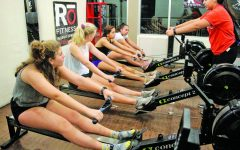 Club rowing offers community open to all students, experience levels