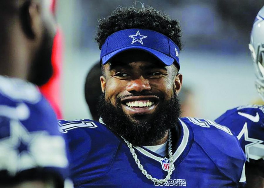 With his recent contract holdout over, Cowboys running back Ezekiel Elliott is now the league's highest paid rusher.