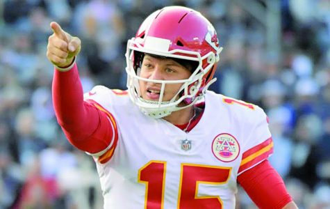 Reigning league MVP Patrick Mahomes is set to have another breakout season in the Chiefs high-flying offense.
