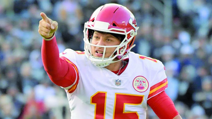 Reigning+league+MVP+Patrick+Mahomes+is+set+to+have+another+breakout+season+in+the+Chiefs+high-flying+offense.+