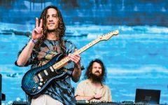 Electronic duo Hippie Sabotage talks music, skateboarding, moshing